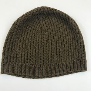 Gap Beanie Hat Cotton Knitted One Size